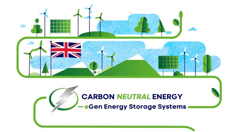 eGen energy storage systems