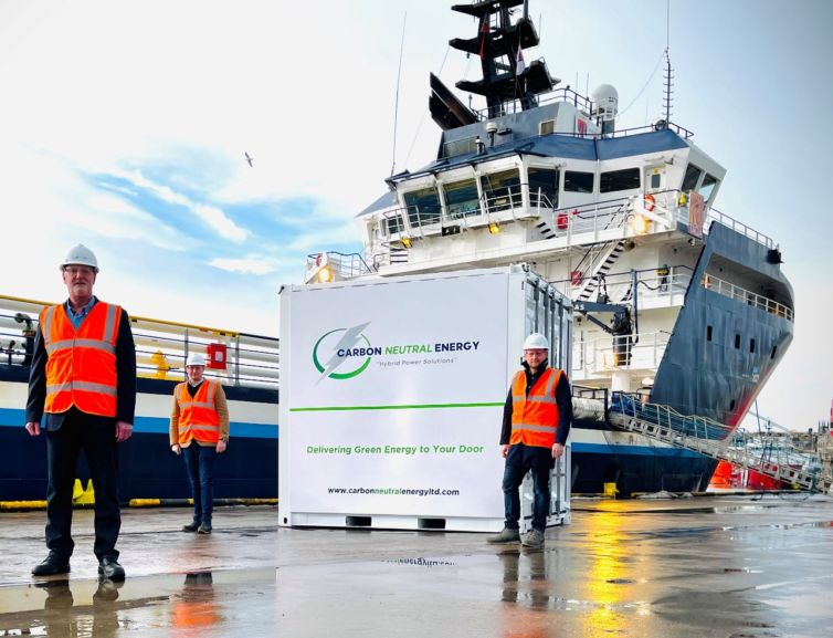 Carbon Neutral Energy (CNE) appoints marine and shipping stalwart as its first Non-Executive Director
