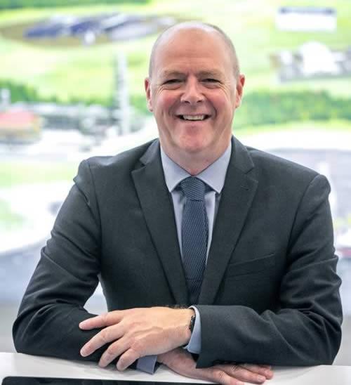 Gary Wilson joins CNE
