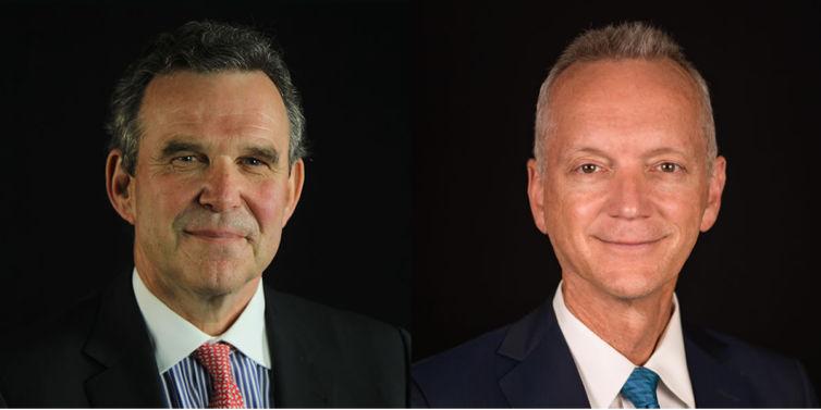 Michael Dumas and Stuart Nelson CNE USA